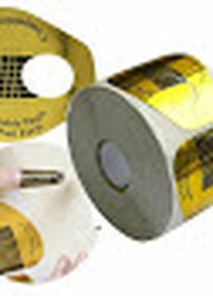 Форма для наращивания ногтей широкая, уп-500шт