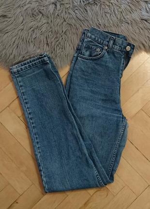 Суперские джинсы с высокой посадкой, денимы, деніми, штаны