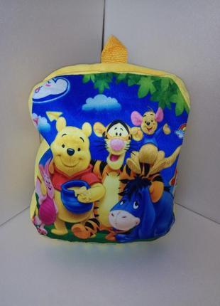 Новый детский рюкзак винни пух