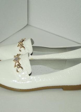 Новые туфли для девочки, р. 31, 35