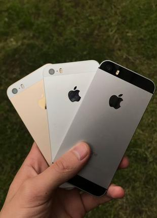 iPhone SE 16/32/64Gb neverlock space gray/silver/gold