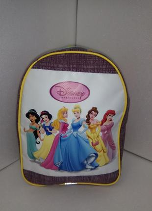 Новый рюкзак для девочки princess.