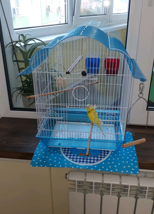 Клетка для папугая,птиц