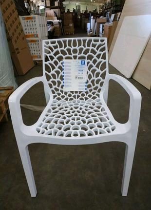 кресло новинка GRUVYER bianco (Италия)