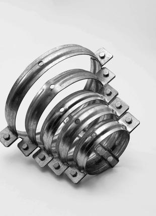 Хомуты ф75 - 150 мм для трубы
