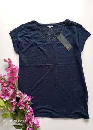 Красивенная фирменная футболка от немецкого бренда street one