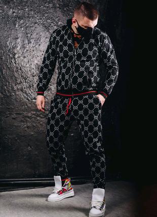 Мужской спорт костюм GUCCI