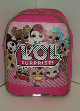 Новый рюкзак куклы лол