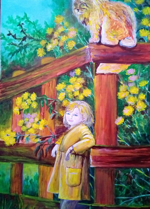 """Продам картину """"Утомленные солнцем""""."""