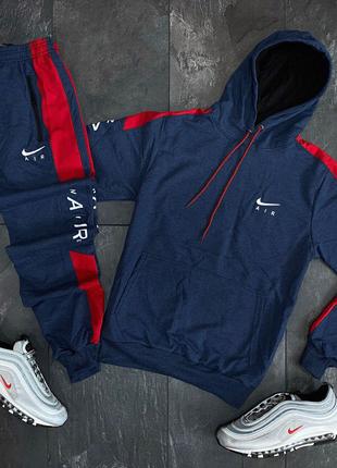 Спортивный костюм Nike (Комплект: Толстовка , Штаны , Обувь)