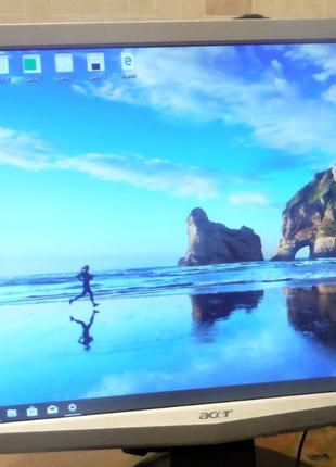 Широкоформатный Монитор Acer X193Ws, 1440x900 (16:10), TFT TN,...