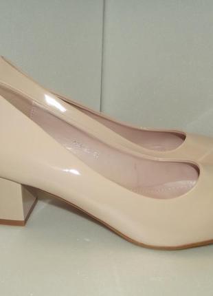 Новые женские туфли, батал