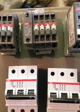 Автоматический ввод резерва. АВР 25 Ампер.