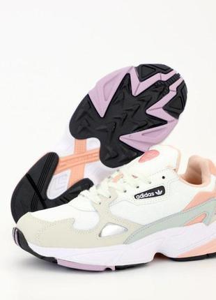 Adidas falcon женские кроссовки весна\лето\осень