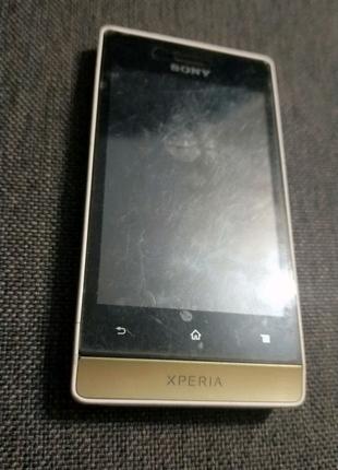 Sony Experia ST23I