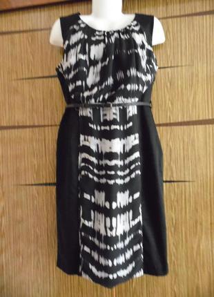 Платье футляр, новое bhs размер 14(42) – идет на 46-48.