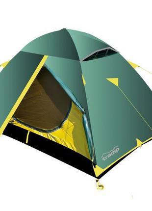 Палатка трехместная Tramp Scout 3 v2 (TRT-056)