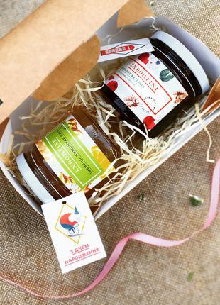 Подарунковий набір Endorfine «Сундучок», якій зробить сніданок ва