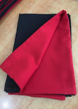 Флаг красно-черный ОУН-УПА 140х90 / Прапор ОУН-УПА - 120 грн
