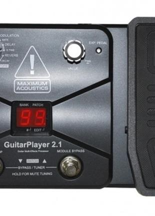 Гитарный басовый процессор Maximum Acoustic