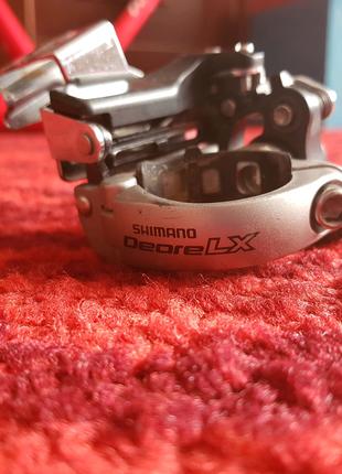Перекидка передня Shimano Deore LX