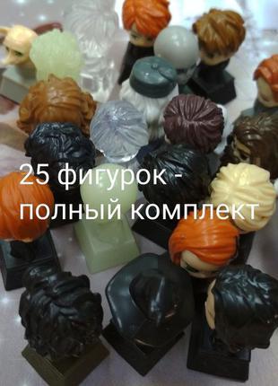 Коллекция фигурок Гарри Поттер