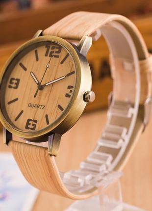 Стильные часы под деревные-полная распродажа!
