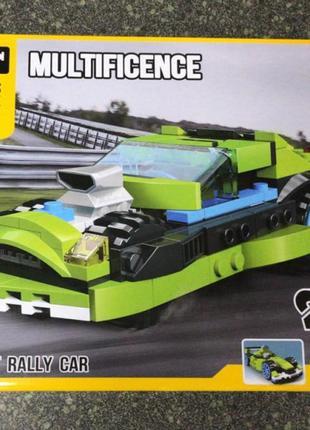 Конструктор Decool 31011 Rocket Rally Car 27 вариантов моделей
