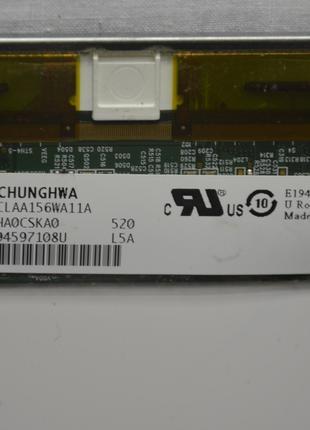 Матрица для ноутбука 15.6 Chunghwa CLAA156WB11 original (A2631)