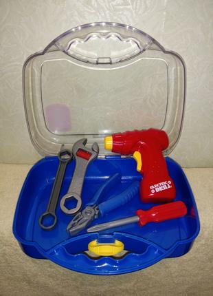 Набор инструментов Tesco в кейсе
