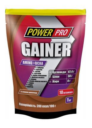 Gainer Power Pro (1 kg) Гейнер
