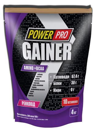 Gainer Power Pro (4 kg) Гейнер