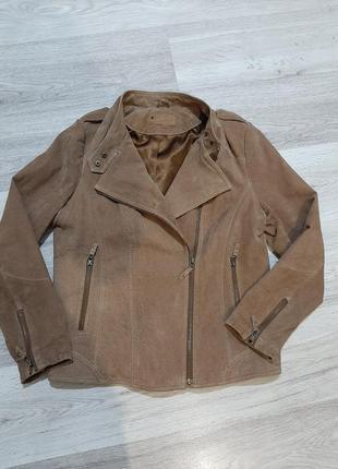 Замшевая куртка, косуха, пиджак