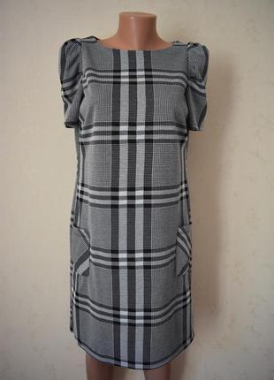 Новое платье в клетку dorothy perkins