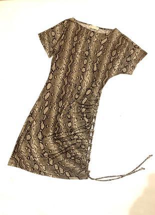 Платье michael kors дефект