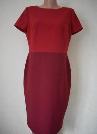 Красивое элегантное платье marks & spencer