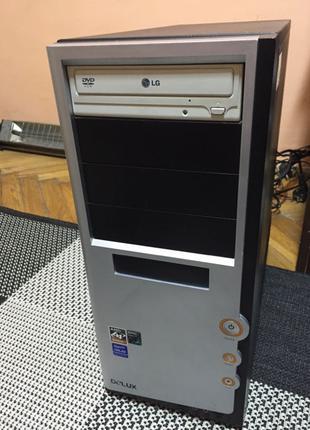 продам системний блок/клавіатура/монітор в хорошому стані