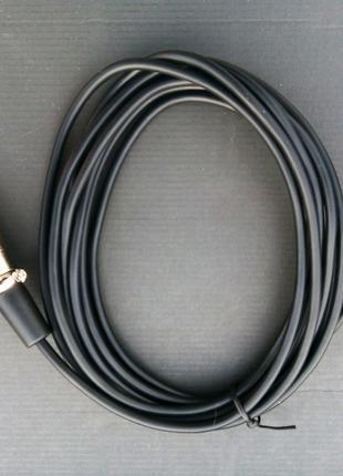 Кабель для микрофона XLR - TRS (mini-jack 3,5мм)