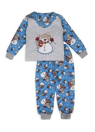 """Пижама """"снеговик сеня"""""""
