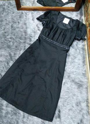 Платье а силуэта из коттона esprit