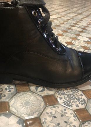 Ботинки, полусапоги 37размер T.Taccardi