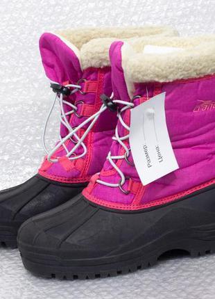 Crane winter boots  р 37 -22.5  р 39 - 24 см ботинки зимние  н...