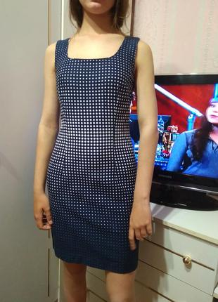 Платье zolla xs - s