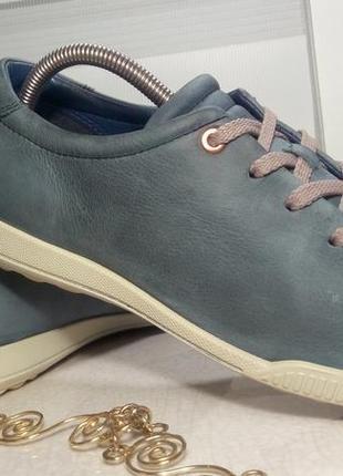 Мокасины кроссовки ботинки ecco