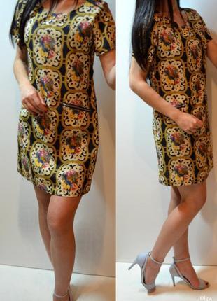Легкое красивое платье