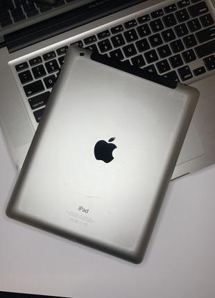 IPad 4 16gb Wi-Fi + LTE Silver #316