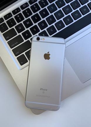 IPhone 6s 64gb Silver Neverlock