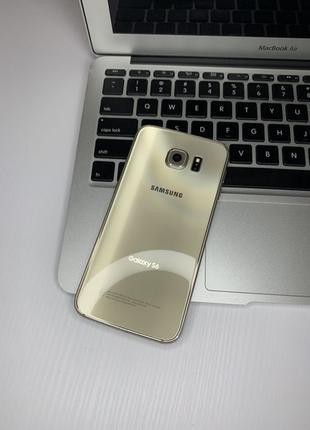 Samsung Galaxy S6 G920 32gb Gold #357