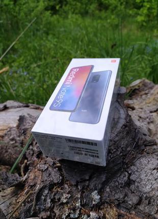 Xiaomi redmi note 9s 4/64 6/128 Global Version