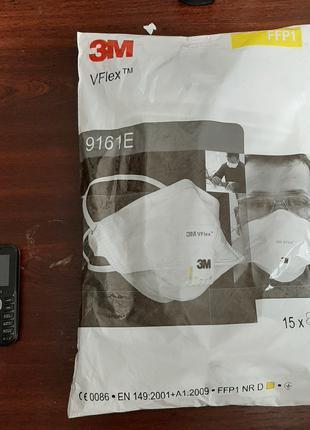 Респиратор 3М VFlex 9161 FFP1 Новые!